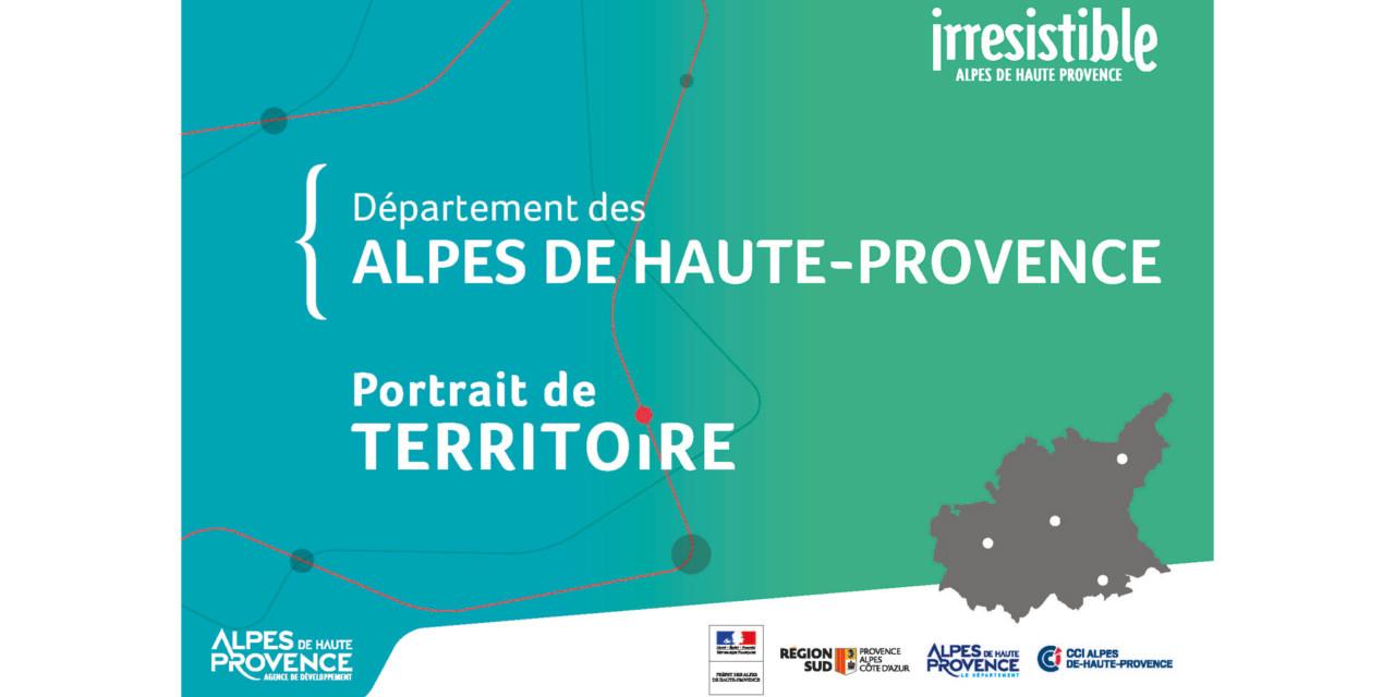 Portrait de territoire «Alpes-de-Haute-Provence»