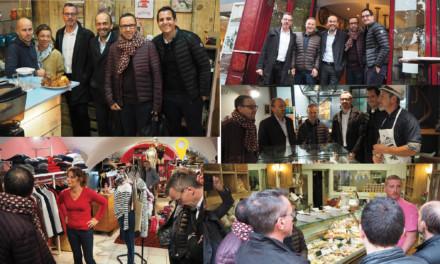 Visites territoriales, de Gréoux-les-Bains à Barcelonnette