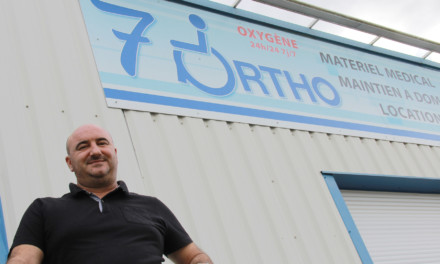 L'entreprise 7 Ortho à Manosque
