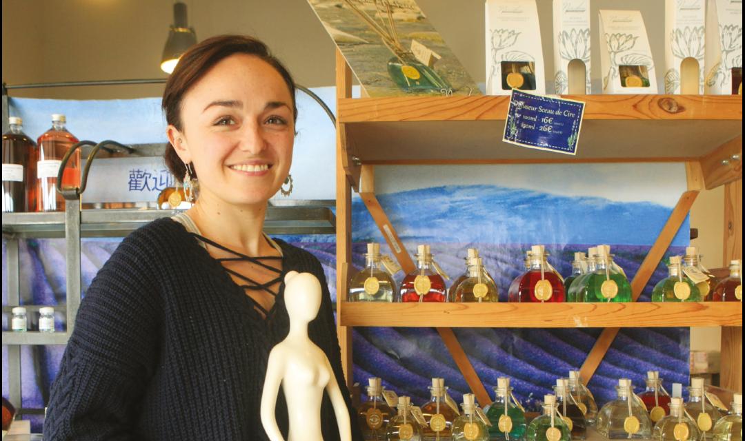 Célia Nicolosi, les vertus d'un talent au féminin