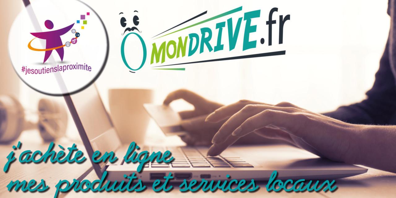 La plateforme « OMonDrive.fr » la solution e-commerce locale