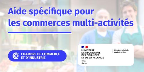 Une aide pour les commerces multi-activités situés en zone rurale